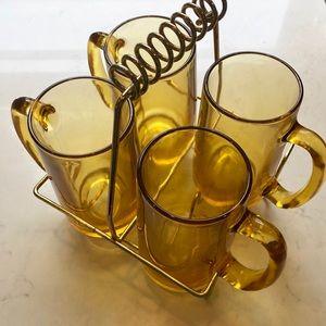 {mid mod} beer mug carrier